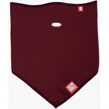 Standard Lite Polar Neck/face Warmer - Wine Burgundy