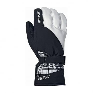 Wmns Scribe Gore-tex Gloves - Black/White