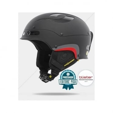 Trooper Mips Helmet - Dirt Black