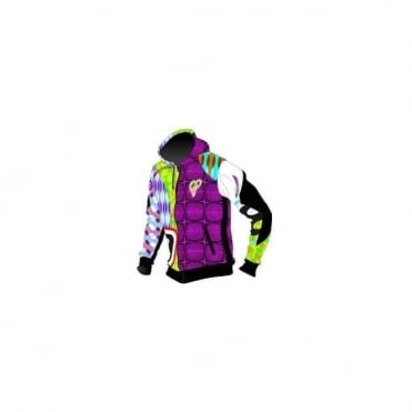 Adult Race Training Jacket Giubbino Pop - Multicolour ( Age 12 )
