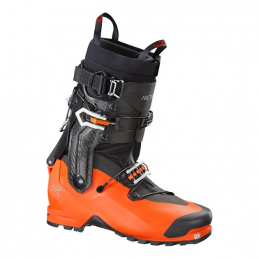 Procline Carbon Support Boot - Black/Orange