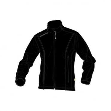 Junior Race Training Jacket New Gardena - Black