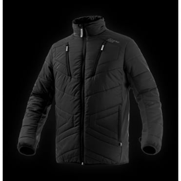 Adult Race Training Jacket Stetten - Black/ Anthracite