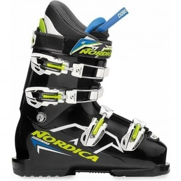 Junior Ski Boots Dobermann Team 60 - Black