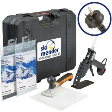 SKI MENDER P-tex Repair Pistol Rp105 Kit