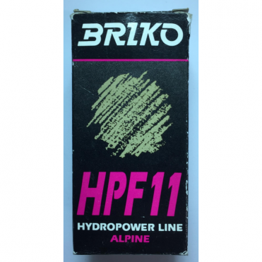 Briko HPF 11 Powder Wax (30g)