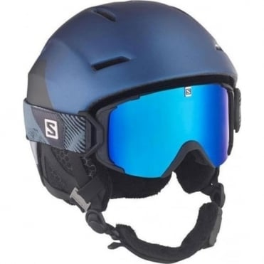 Salomon Helmet Phantom Custom Air - Blue