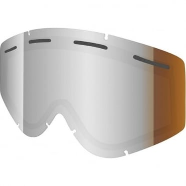 Shred Soaza Double Lens - Platinum Reflect Bronze/Silver