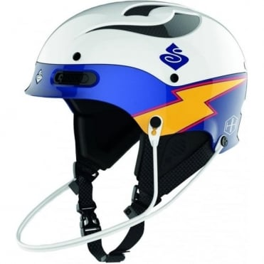 Trooper SL Team Edition MIPS Helmet - White / Blue