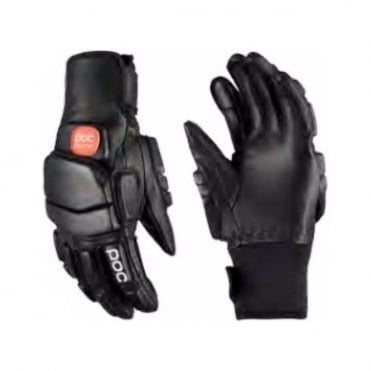 Super Palm Comp Junior Race Gloves Black