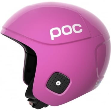 Skull Orbic X SPIN FIS Approved Ski Race Helmet Actinium Pink