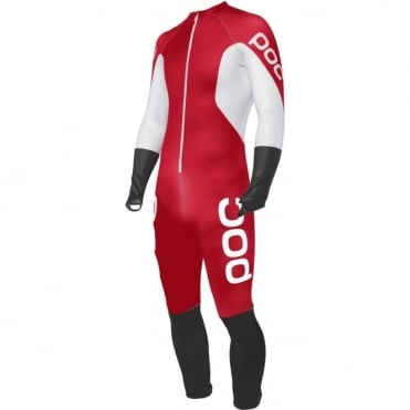 Padded Skin GS Junior Catsuit Bohrium Red/Hydrogen White