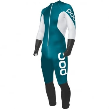 Padded Skin GS Junior Catsuit Butylene Blue /Hydrogen White