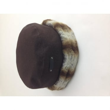 Spyder Women's hat Diamante Faux Fur