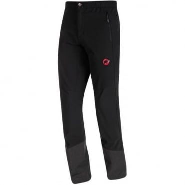 Mammut Base Jump Advanced SO Salopettes - Black (2018)