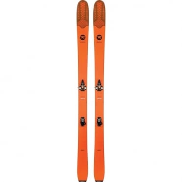 Rossignol Seek 7 + Look ST 10 Binding