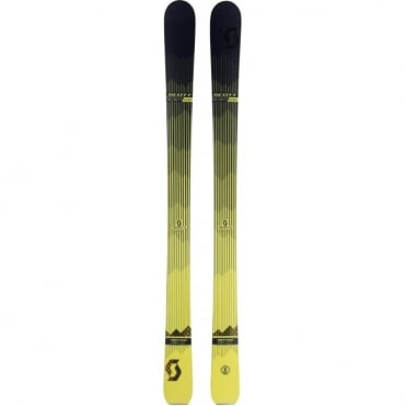 Scott Slight 100 Skis - 168cm (2018)