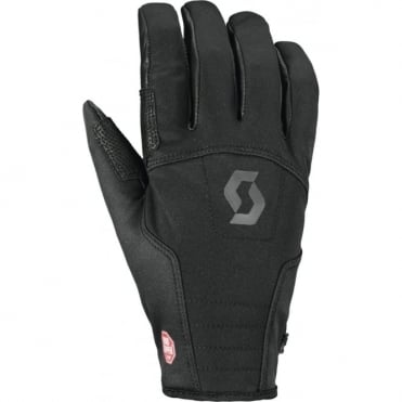 Scott Exlporair Softshell Gloves - Black