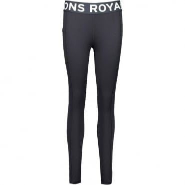 Mons Royale La Glisse Women's Leggings - Black