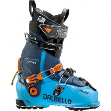 Dalbello Lupo Ax 120 Touring Boot - Blue/Black (2018)