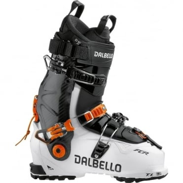 Dalbello Lupo Factory 130 Touring Boot - Carbon White (2018)
