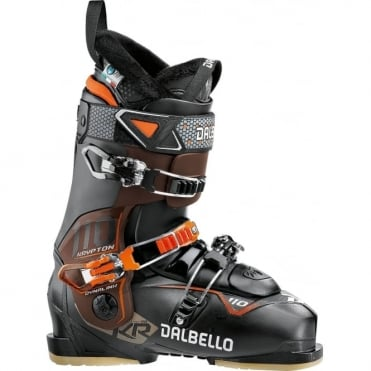 Dalbello Krypton 110 ID Boot - Black/Bronze (2018)