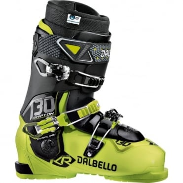 Dalbello Krypton 130 ID Boot - Acid Yellow/ Black Yellow (2018)