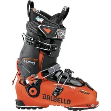 Dalbello Lupo 130 C Touring Boot - Orange/Black (2018)