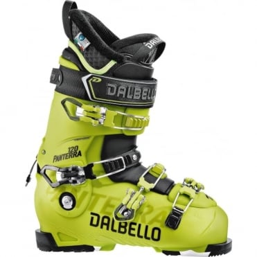 Dalbello Panterra 120 Boot - Acid Yellow (2018)