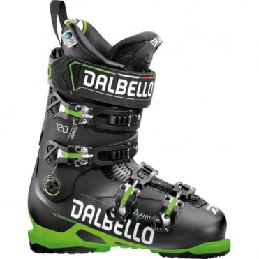 Dalbello Avanti 120 Boot - Black (2018)