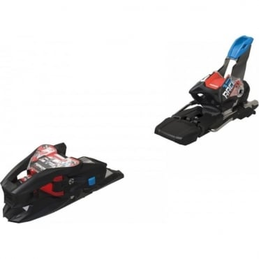 Marker Race X-cell 12.0 Binding - Black/Red (2018)
