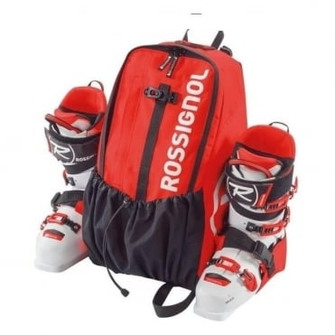 Hero Ski Boot Bag Backpack 20L - Orange