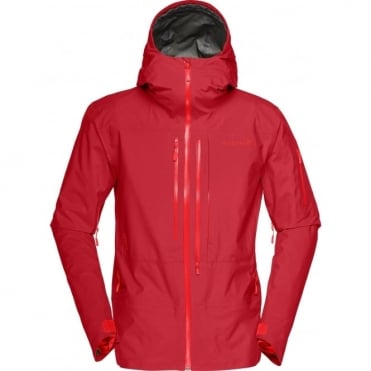 Norrona Lofoten Gore-Tex Active Jacket - Jester Red