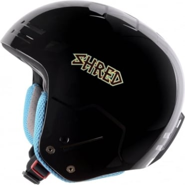 Shred Basher Shrasta Helmet - Black