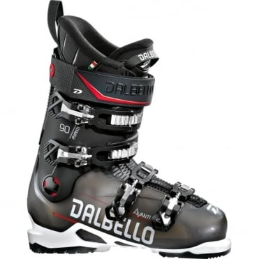 Dalbello Avanti 90 Boot - Black/Transparent (2018)