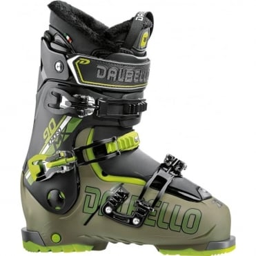 Dalbello Il Moro Mx 90 Boot - Military Green (2018)