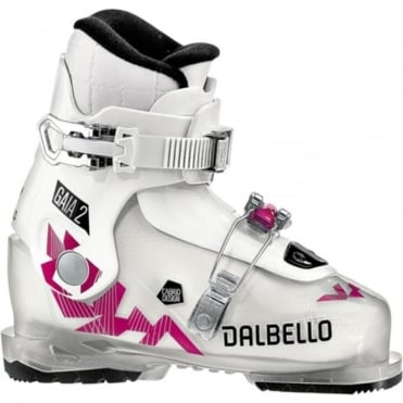 Dalbello Gaia 2.0 Junior Boot Transparent/White (2018)