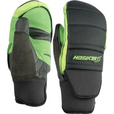 Slytech Fortress Race Mitts Neon Green