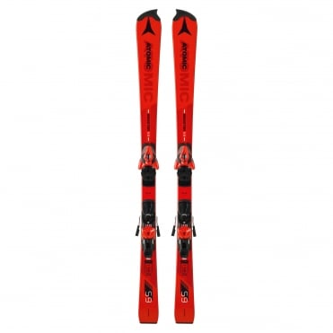 Redster S9 FIS Junior Slalom Race Skis 152cm + X12 TL RS Bindings (2018)