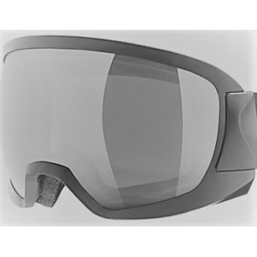 Replacement/Spare Lens for Contest Race Goggles Litemirror Silver S3
