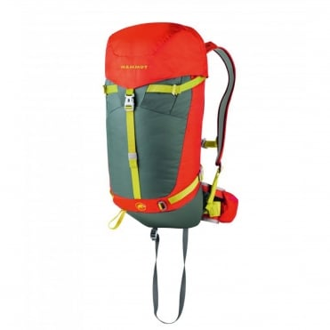 30L Light R.A.S. Removable Avalanche Airbag INCLUDED - Orange/Grey