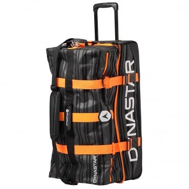 Speed Cargo Bag Black/Orange 130L