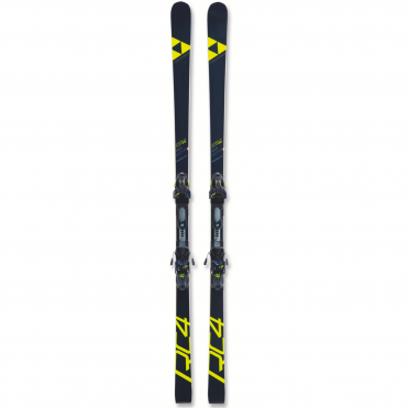 Fischer RC4 WC GS Curv Booster Master's (2019) - Ski Only