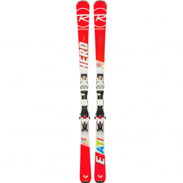 Rossignol Hero Elite All Turn Carbon + Konnect SPX 12 Binding (2018)