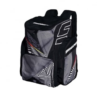 Racer Bag Optical Black/White 72L