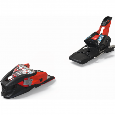 Marker Race X-cell 18.0 Binding - Black/Red