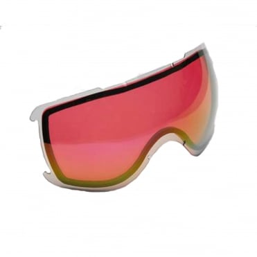 UVEX Downhill 2000 ess Lite Mirror Double Lens Gold Rose S2