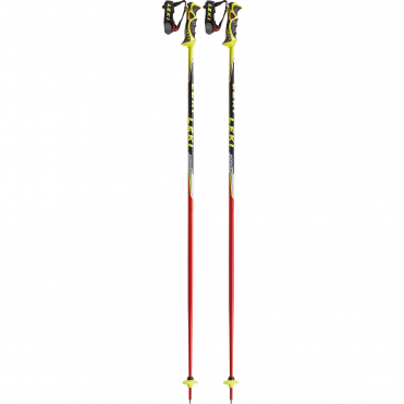 Slalom Race Poles World Cup TBS Trigger-S - Red/ Black