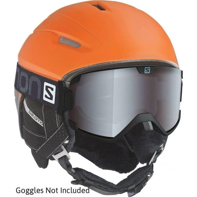 sold worldwide 50% price promo codes Salomon Ranger 4D Custom Air Helmet - Orange