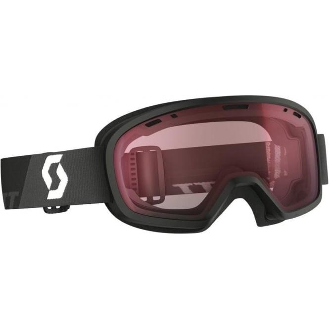 14c1fa33c064 Scott Buzz Pro Otg Goggle - Black with Amplifier Lens - Ski Goggles ...